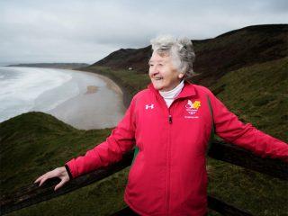 Anne Ellis OBE