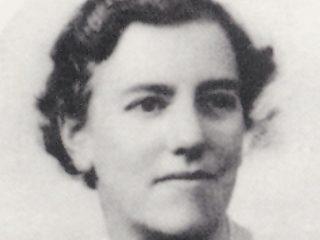 Gwendoline Davies and Margaret Davies